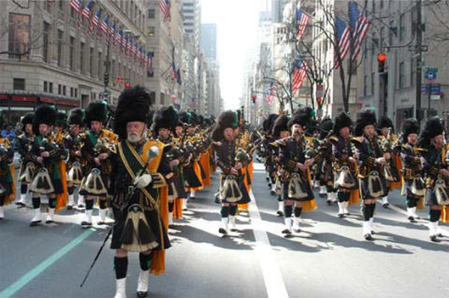 Grande Parade New York
