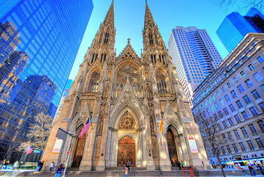 Cathédrale St Patrick New York